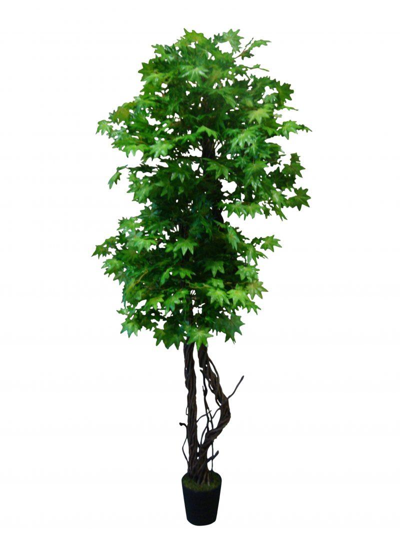 grote groene Kunstesdoorn 250cm