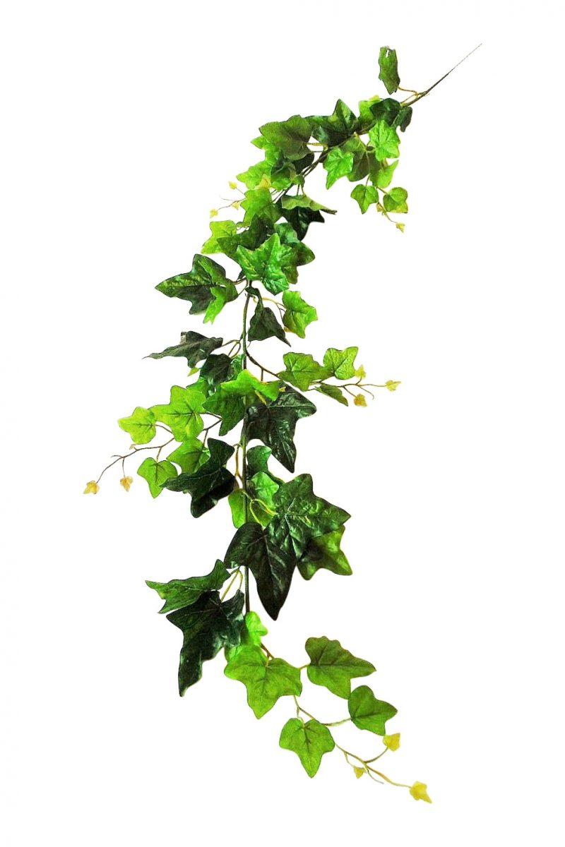 Kunstklimop groen 110cm