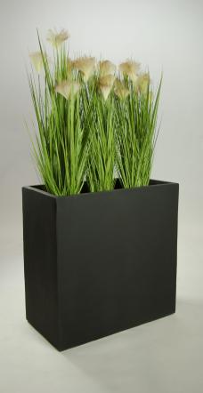 Kunstgrassen-Combinatie Bloempluim 110cm