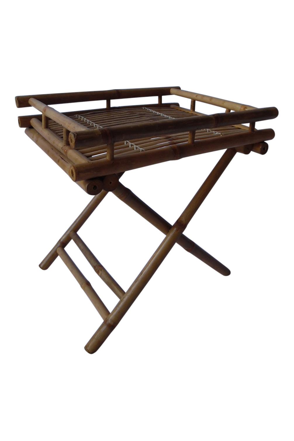 Home / Producten / Bamboe / Bamboe Meubelen / Bamboe bijzettafeltje ...