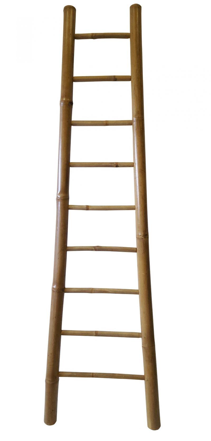 Bamboeladder 230cm