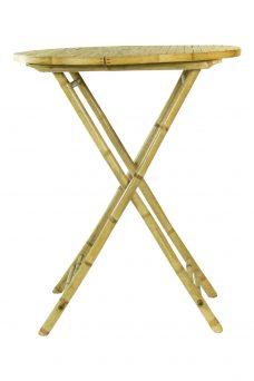 Bamboe Statafel 110cm