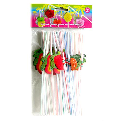 Tropische fruitrietjes 34cm