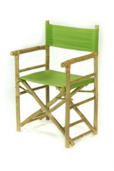 bamboe regisseurstoel