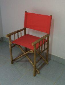 regiseurstoel rood