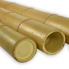 Bamboepalen D10-12cm L200cm