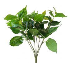 Kunstbladsteker groen 50cm