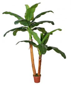 Kunstbananenboom Panama 210cm