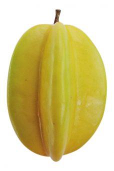 Kunst Sterfruit Carambola 10cm