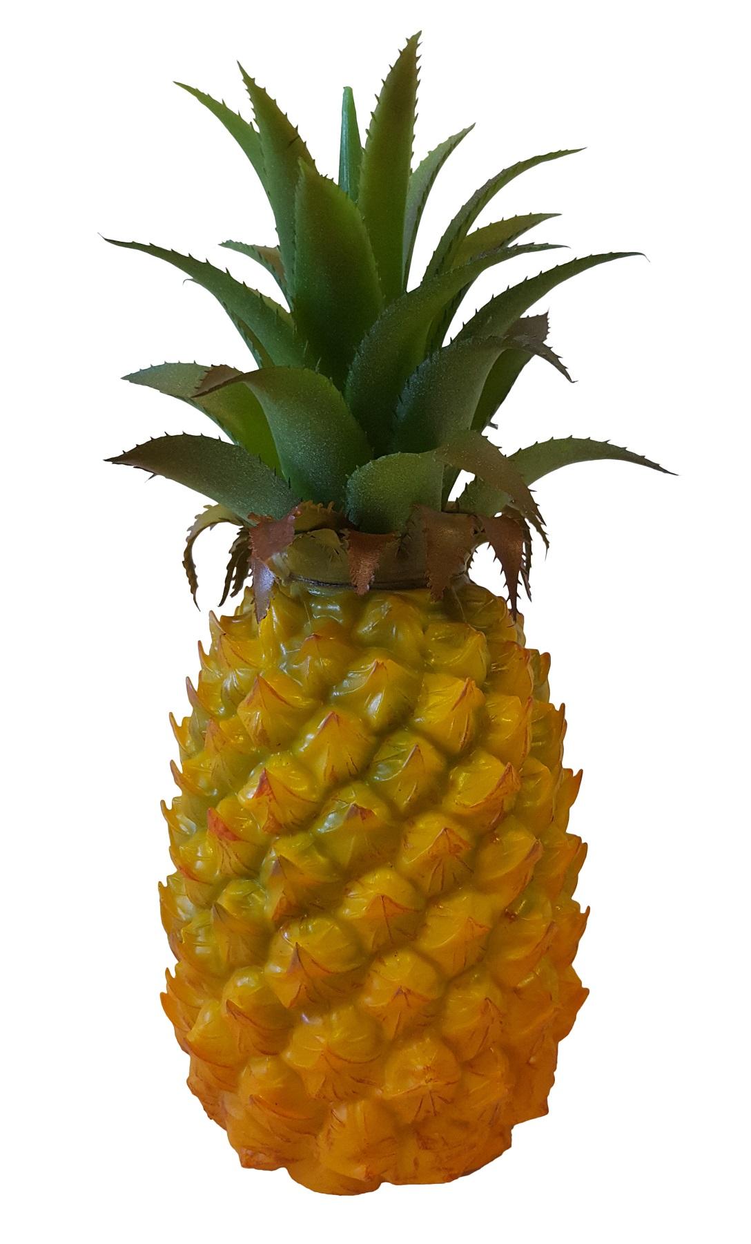 Kunst ananas 23cm