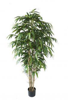 Breedbladige kunstbamboe 180cm