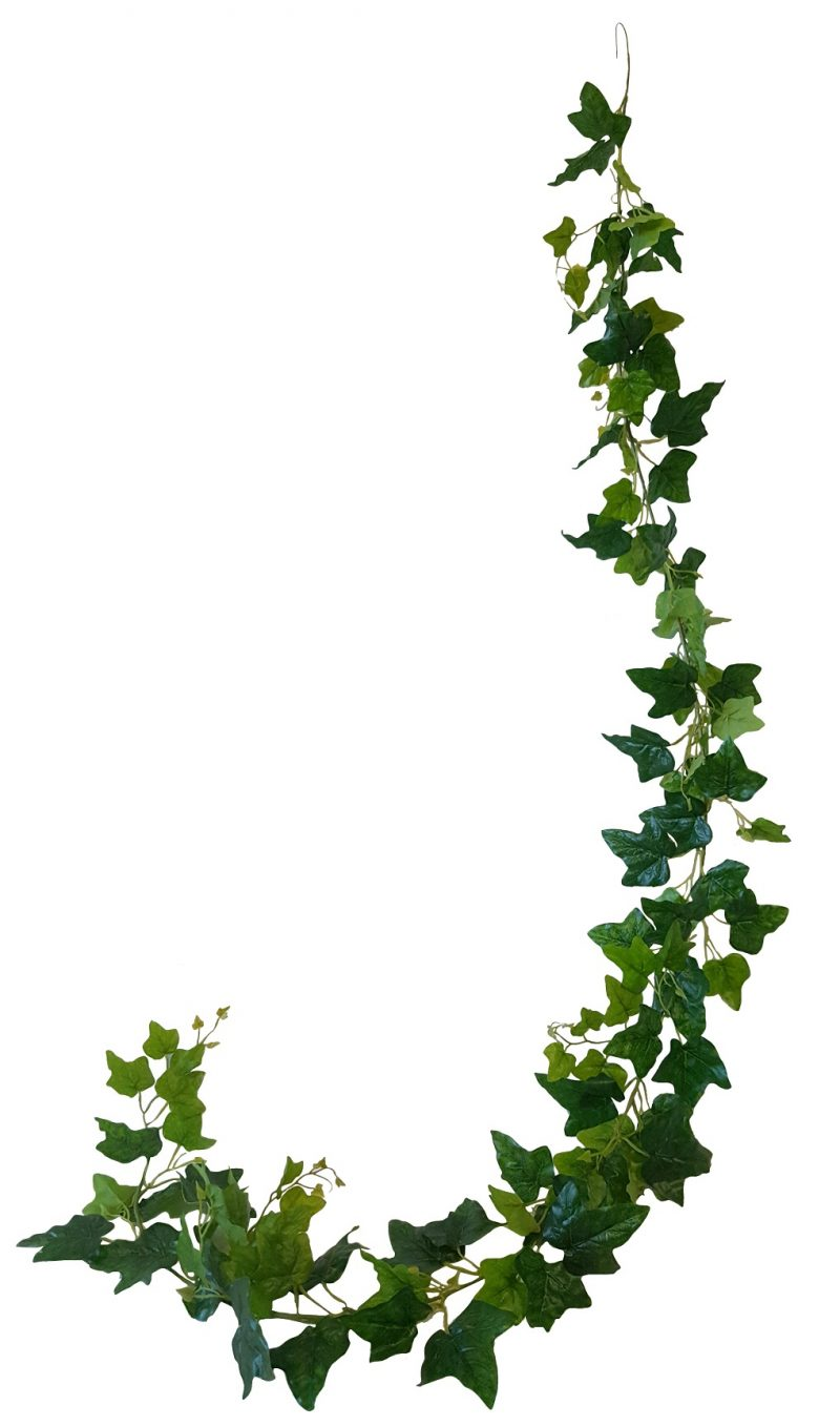 Kunstklimop groen 220cm