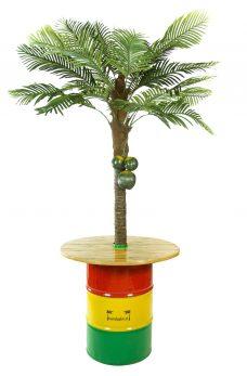 Reggae Palm Statafel