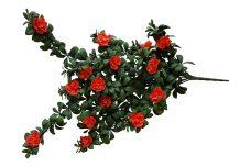Bloemenbundel Rood voor Buitengebruik