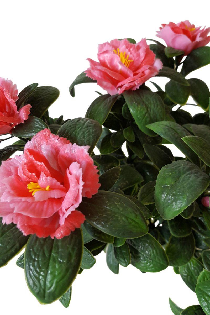 Kunstbloem Plant voor Buiten Roze