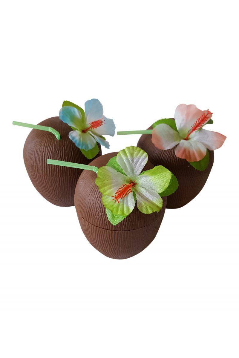 Kokosnoot Cocktailbeker