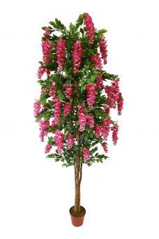 Grote Roze Bloemenboom 300cm