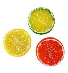 Set van 3 Citrus Schijven 5cm
