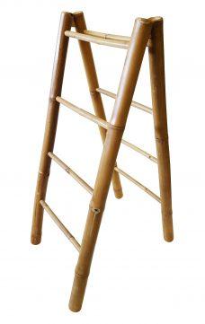 Bamboe Handdoek Rek 150cm