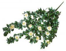 Bloembundel Wit voor Buitengebruik 85cm