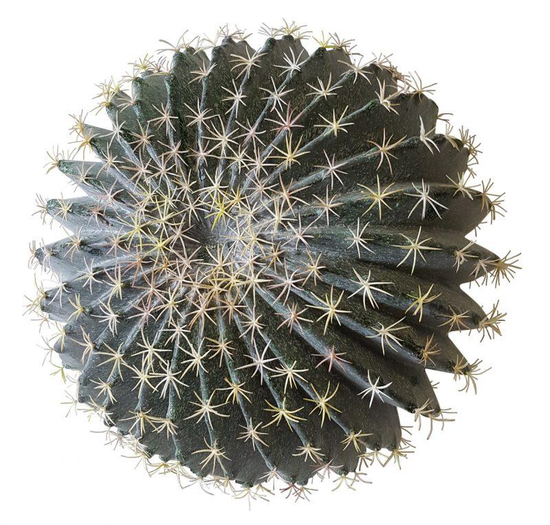 XL Namaak Bol Cactus 36cm