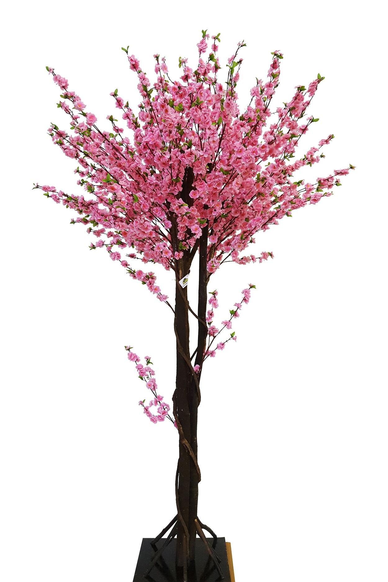 Nieuw Grote Chinese Kunst Bloesemboom 260cm te koop bij Kunstpalm.nl WI-94