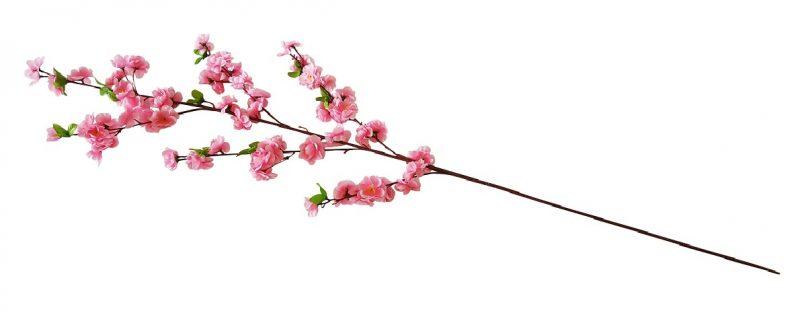 Japanse Kunst Kersenbloesem Tak Rose 120cm