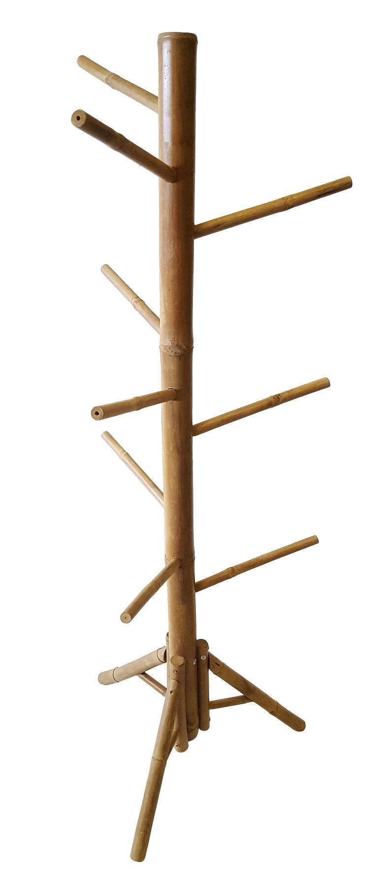 Bamboe Kleding Rek 160cm