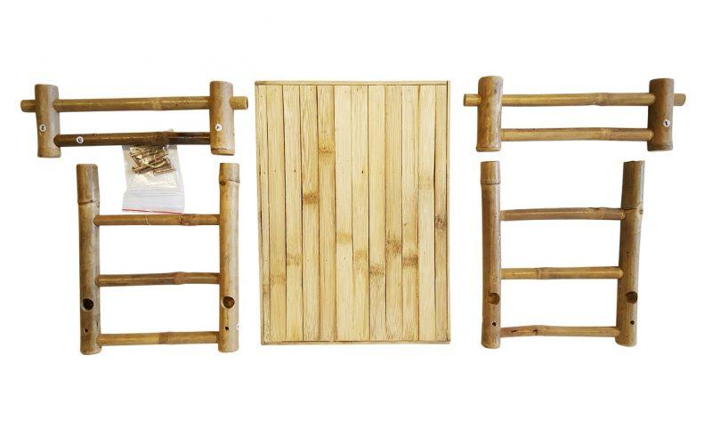 Bamboe Tafeltje 30cm
