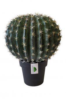 Kunst Cactusbol met Pot XL 46cm