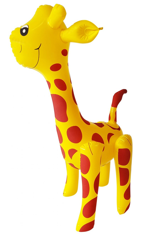 Opblaasbare Giraffe 53cm