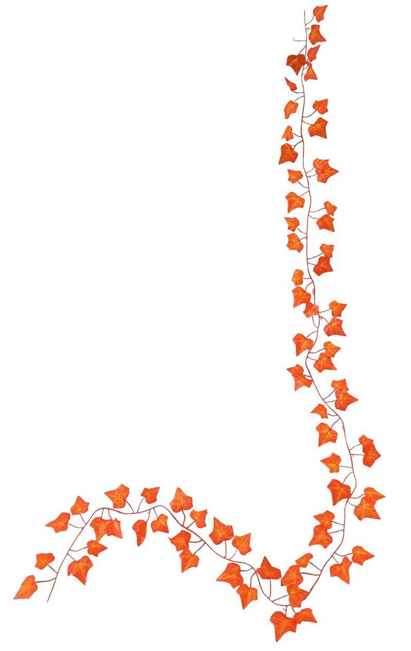 Geel-Oranje Klimop Slinger 200cm