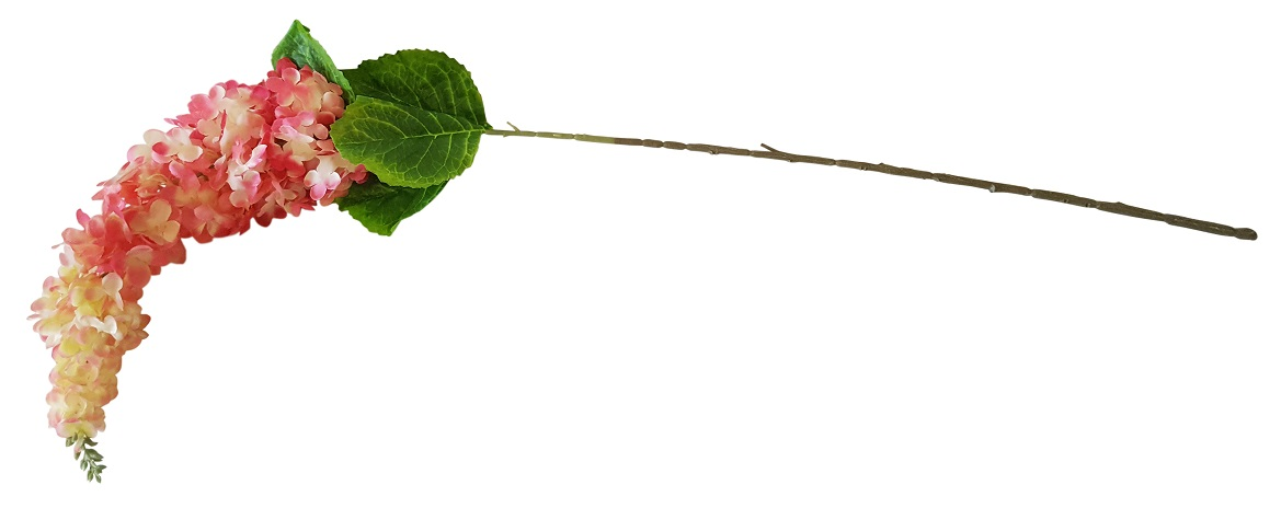 Grote Kunst Seringen Bundel Rose 115cm