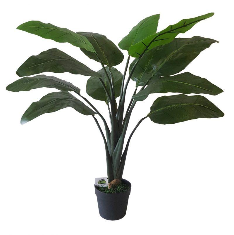 Kleine Kunst Banaanplant Basjoo 100cm