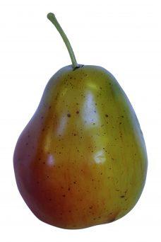 Rood Groene Namaak Peer 12cm
