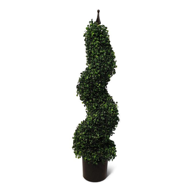 Kunst Buxus Spiraal 90cm