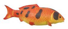 Namaak Koi Karper Oranje Gevlekt 33cm