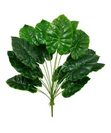 Namaak Taroplant Steker 60cm