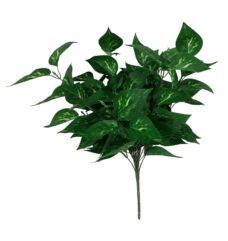 Kunstplant Bundel Gevlekt Liaanblad 50cm
