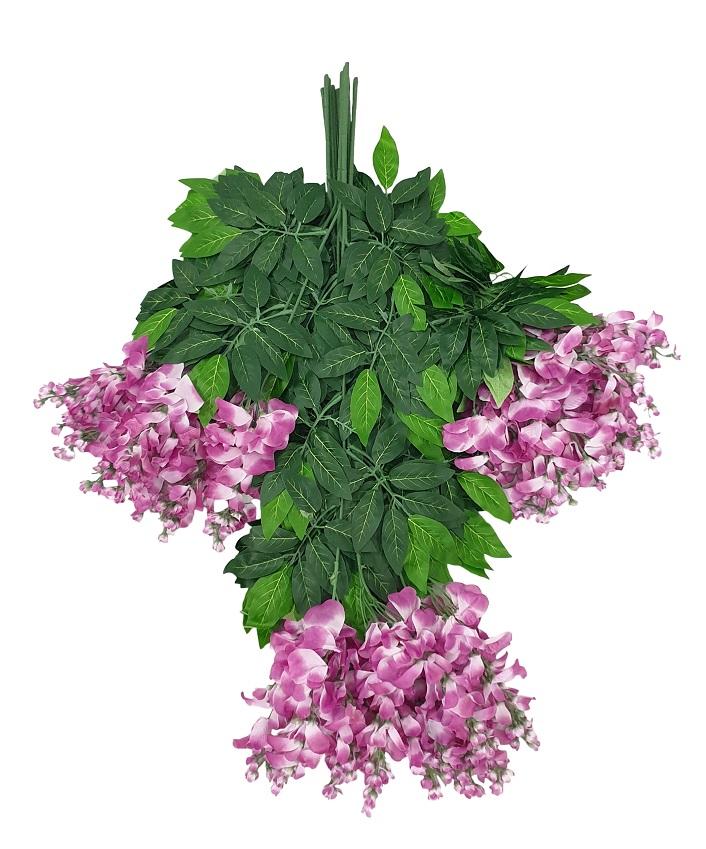 Rose-Nep-Wisteria-Bloemtak-75cm
