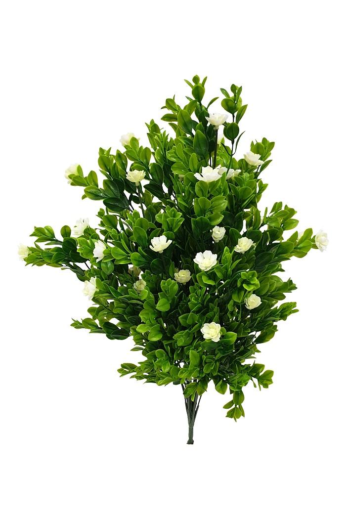 Kunst Buxusplant Steker