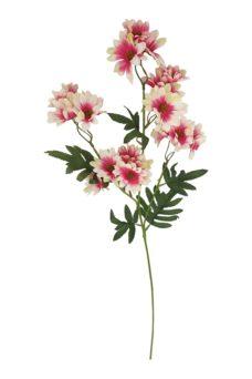 Kunst Madelief Rose Wit 70cm