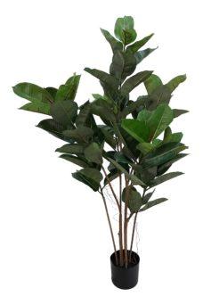 Nep Rubberboom Groen