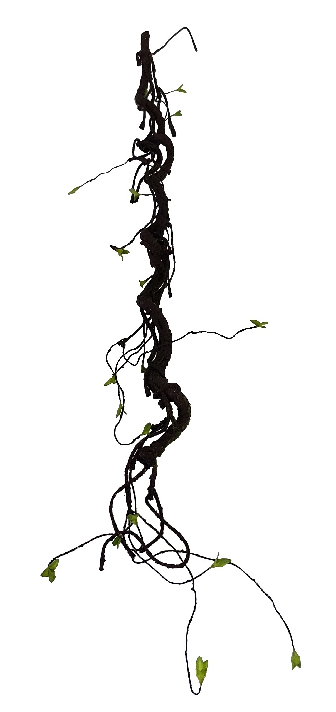 Nep Regenwoud Kronkel Liaan 170cm