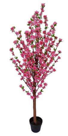 Roze Kunst Bloesemboom 150cm