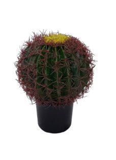 Namaak Bolcactus In Pot 35cm